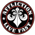 logo affliction clothing