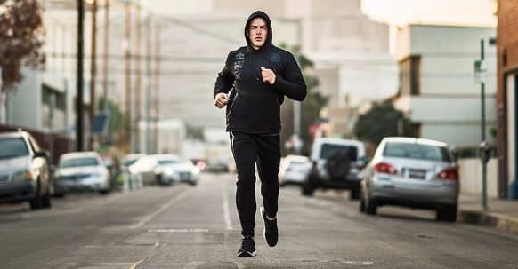 American Fighter Europe Collcetion Running Homme 2018