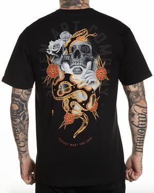 Tee Shirt Protection gamme Artist Series Vue de dos
