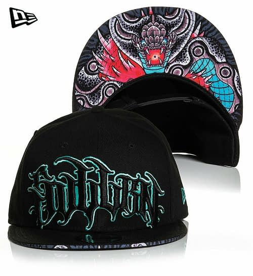 SCA2909 – Eye For An Eye Snapback – Black – 1