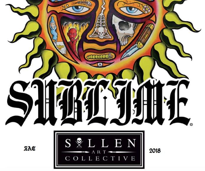 Opie Ortiz design Sullen X Sublime